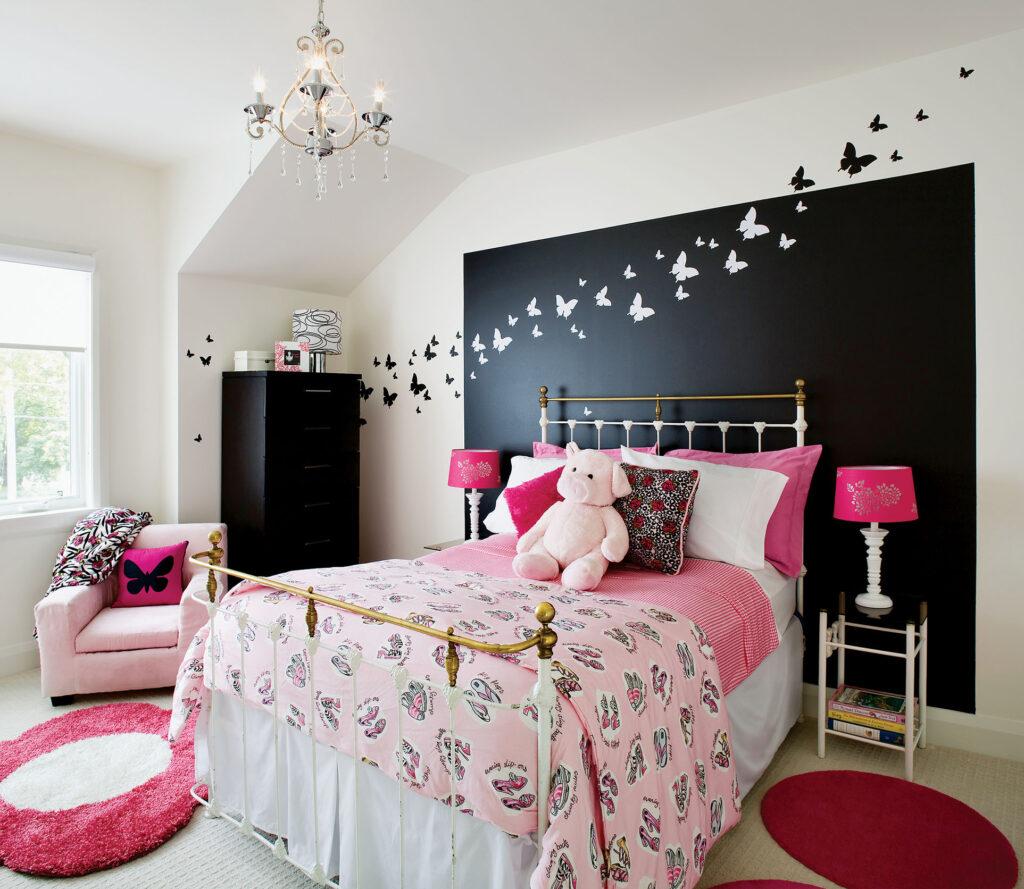 в какой цвет покрасить стены комнаты
