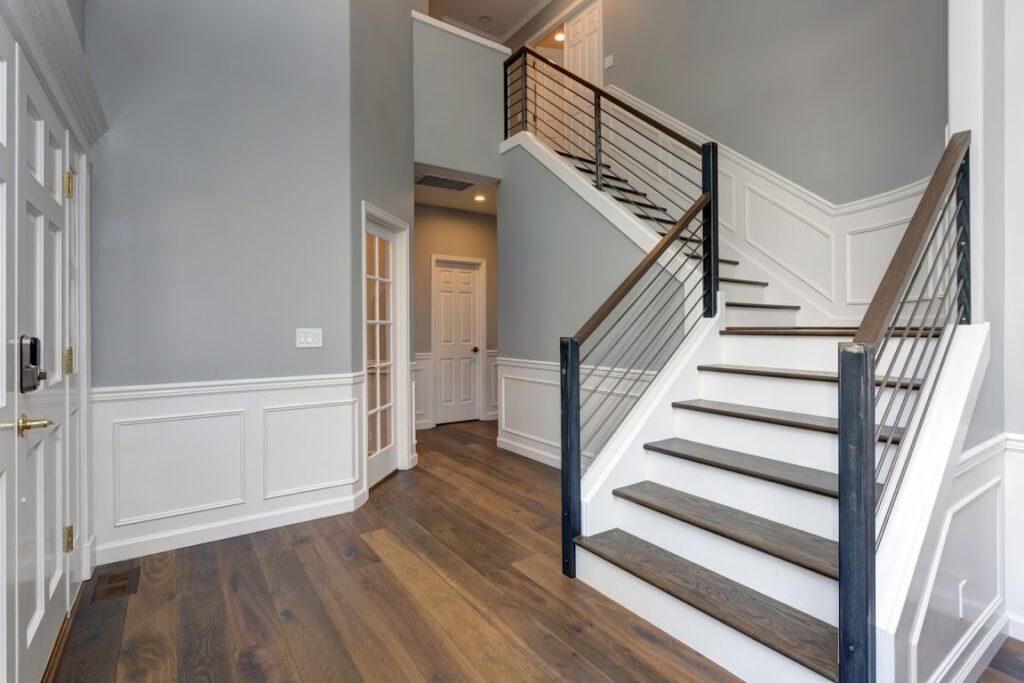 лестница второй этаж