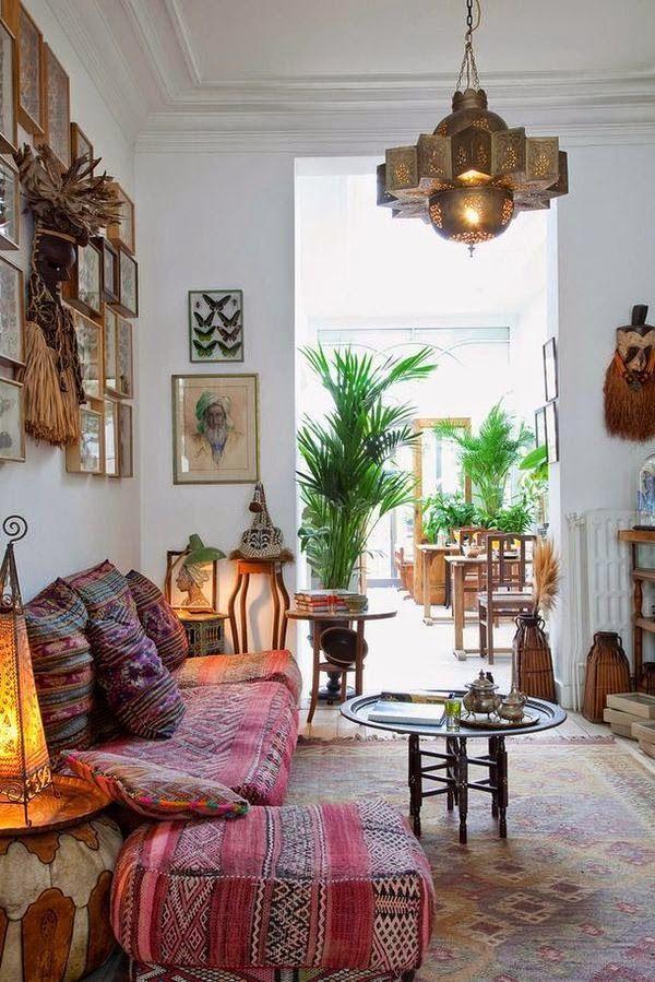 колониальный мебель