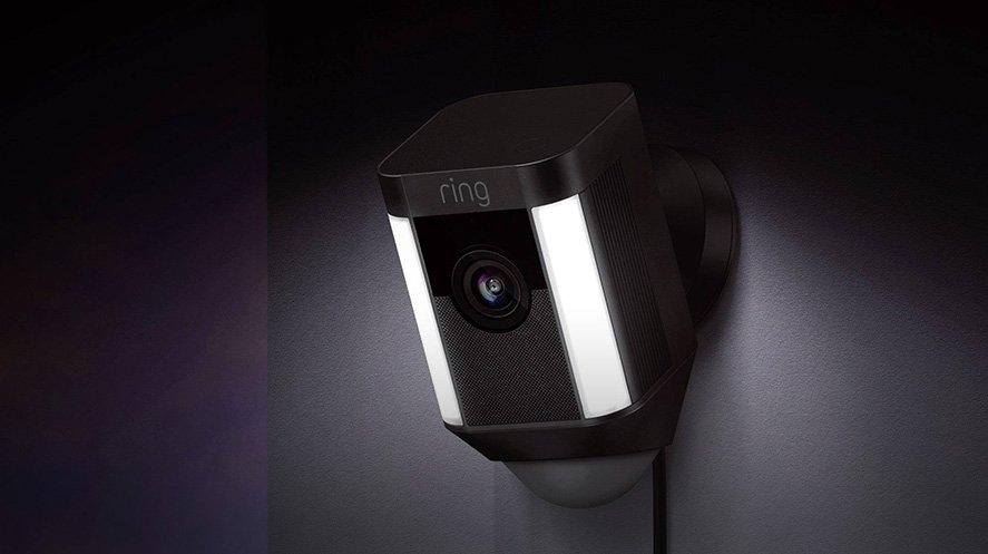 камера с датчиком движения