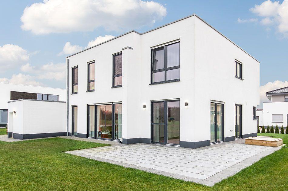 планировка дома +с плоской крышей