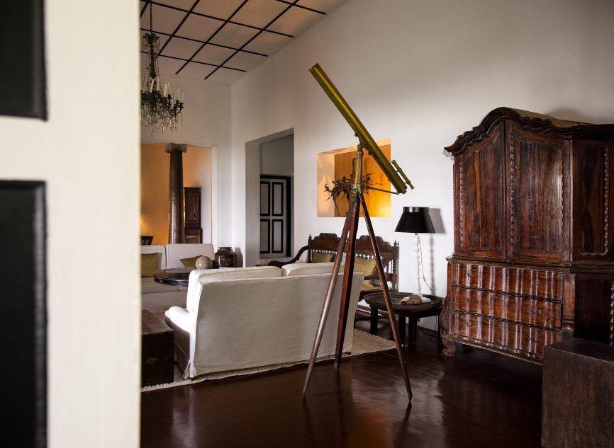 колониальный стиль в квартире