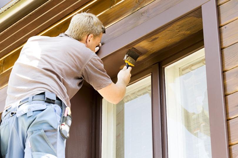 материалы фасадов домов деревянных
