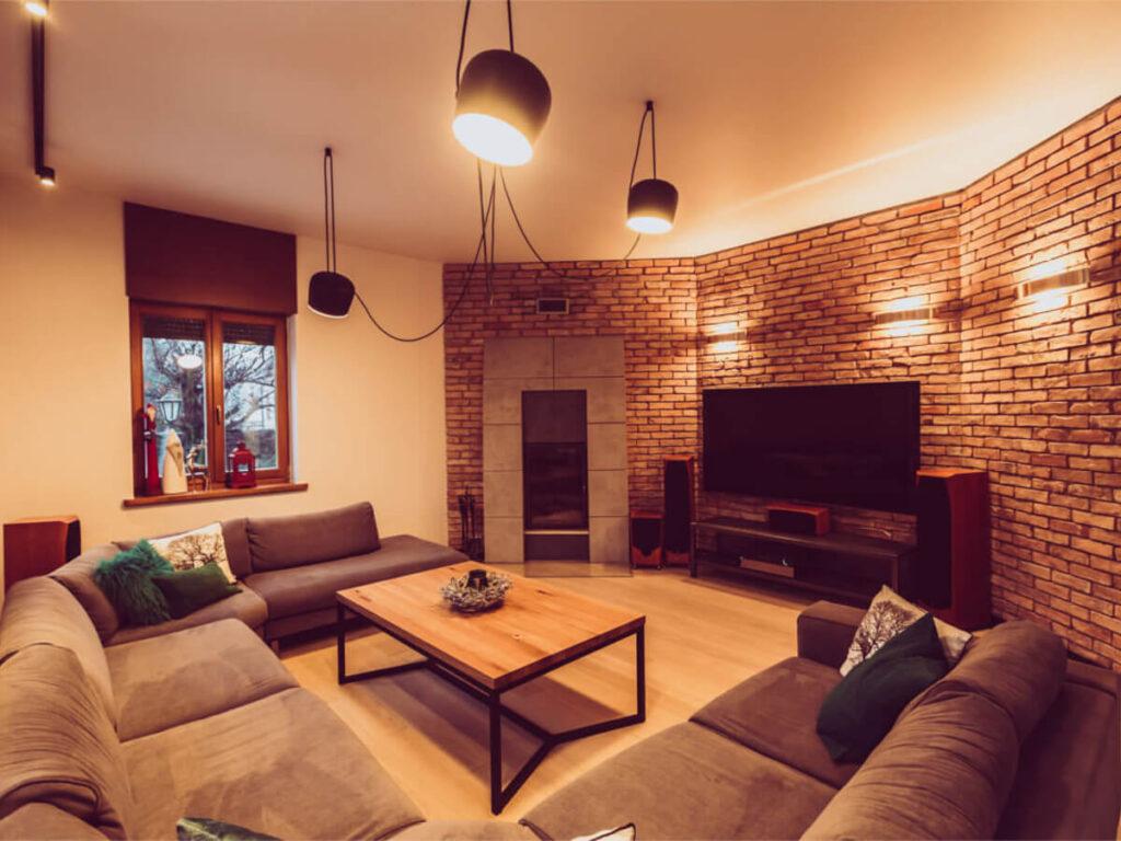 мебель для гостиной +в стиле лофт
