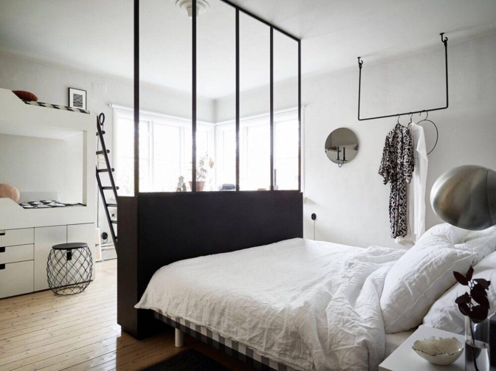 спальня гостиная 18 кв
