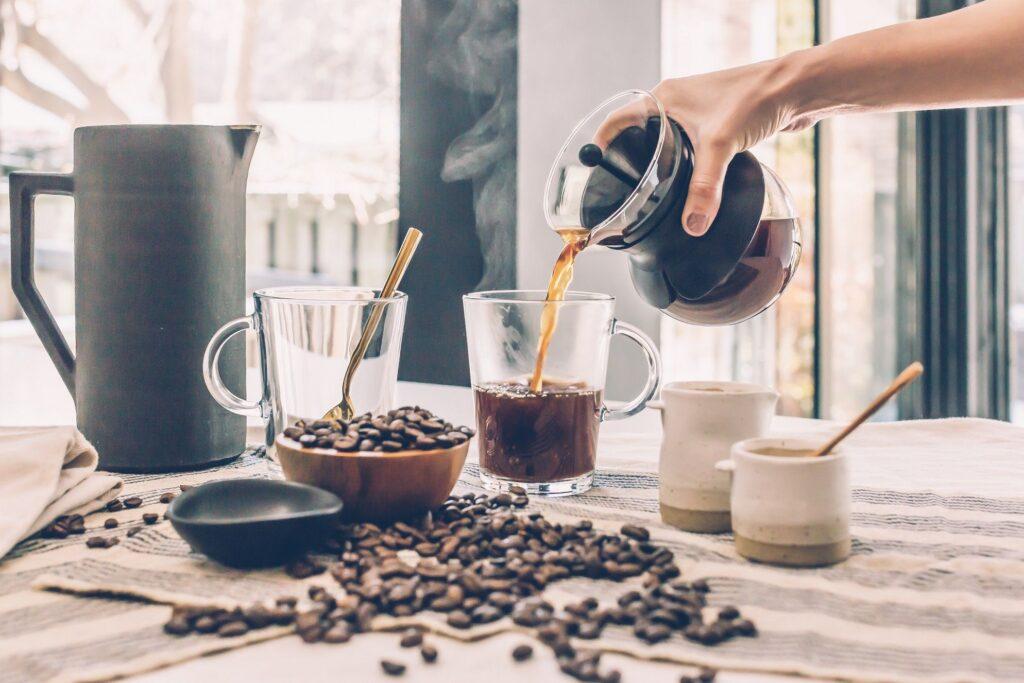 как сделать кофе в кофемашине