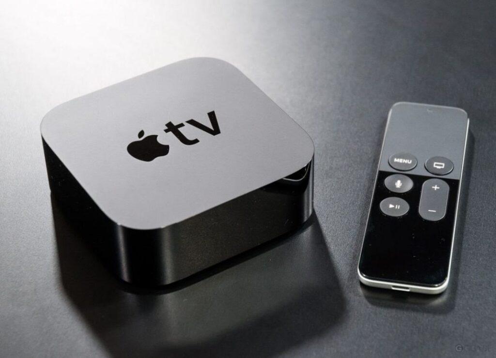 что дает apple tv