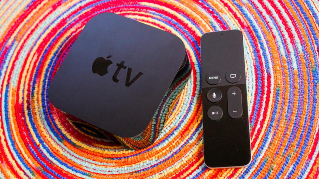 медиаплеер apple tv