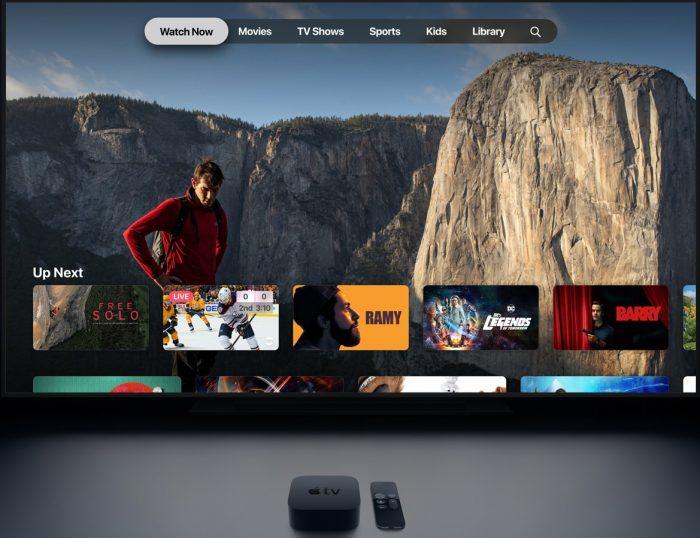 apple tv что это и как работает