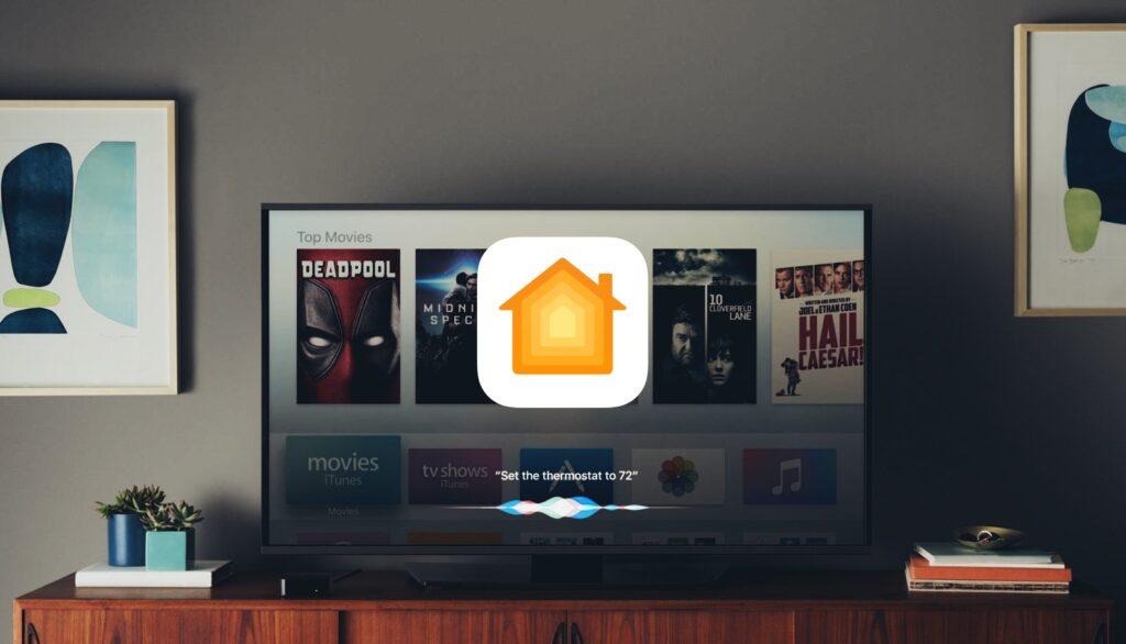 приставка apple tv купить