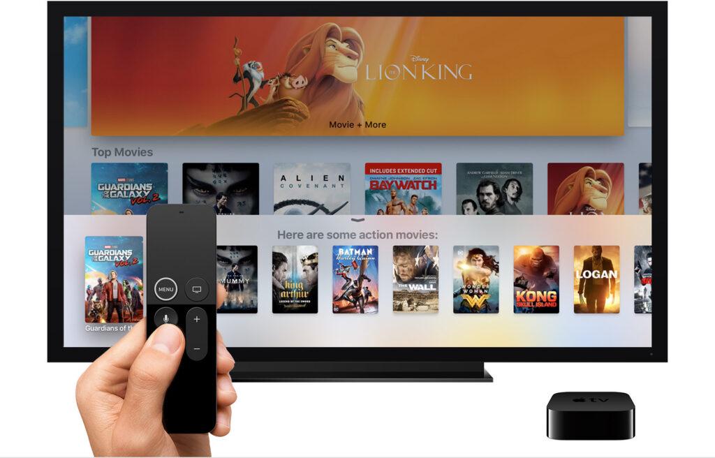 как пользоваться apple tv