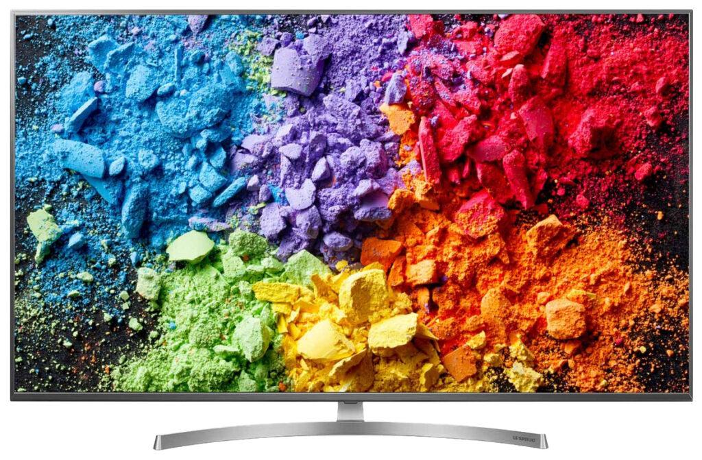 телевизор lg nanocell