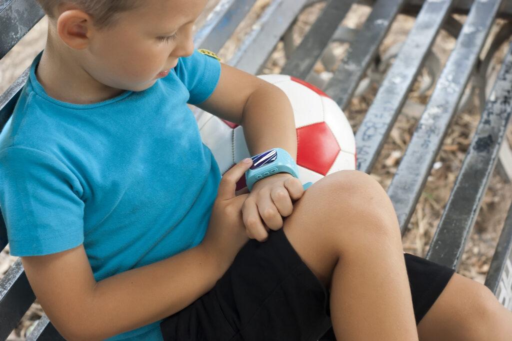 лучшие детские смарт часы