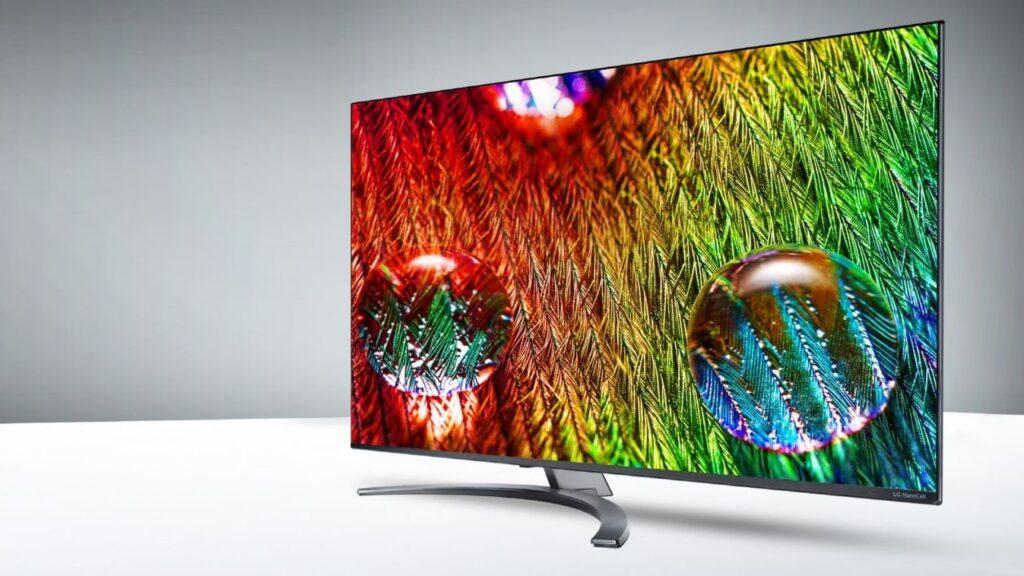 nano cell телевизоры