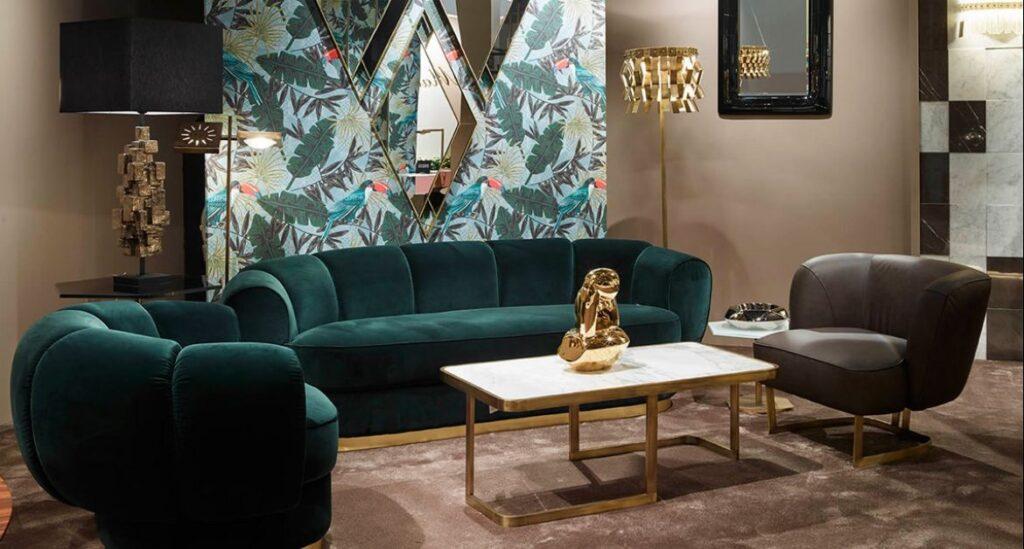 итальянский комната мебель