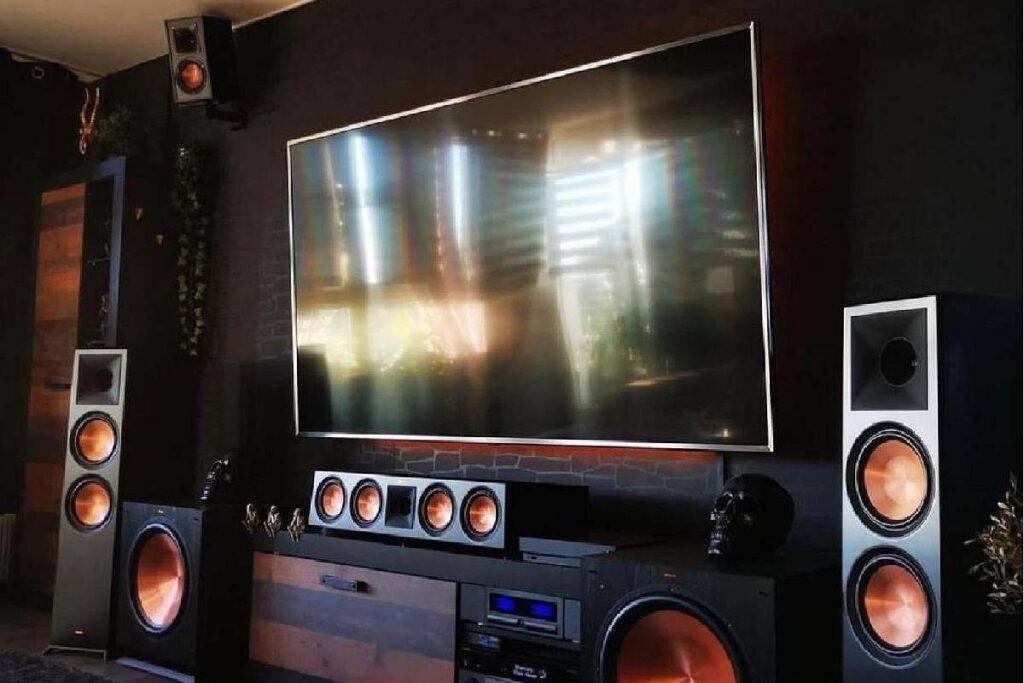 акустика для домашнего кинотеатра