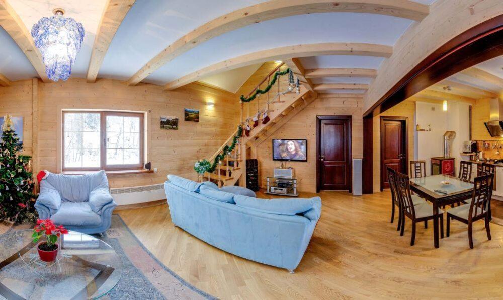 деревянные двутавровые балки