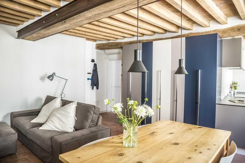 деревянные балки межэтажные