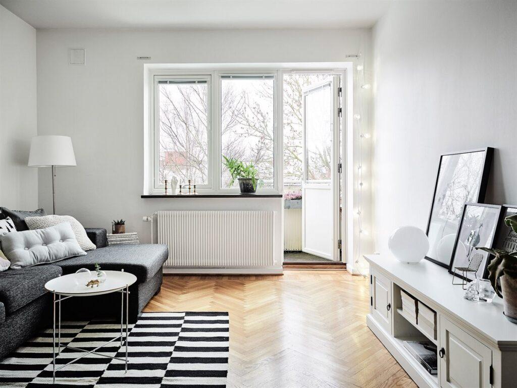 цвет дерева в интерьере бело деревянный интерьер