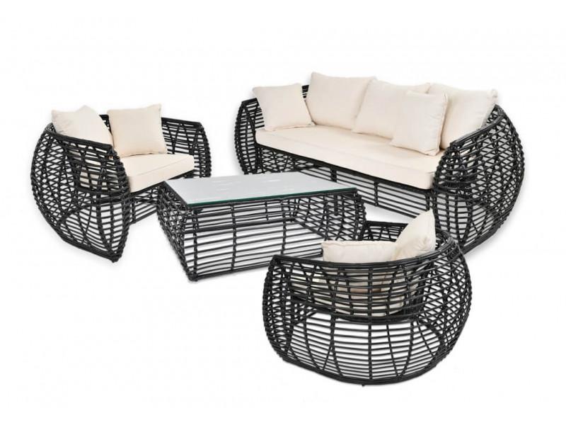 ротанговая мебель для дачи