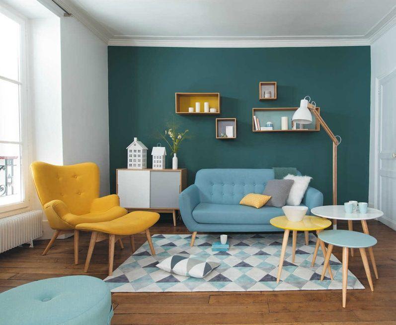 мебель разных стилей в интерьере