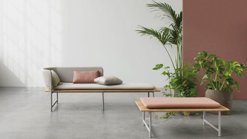 белая мебель в современном стиле