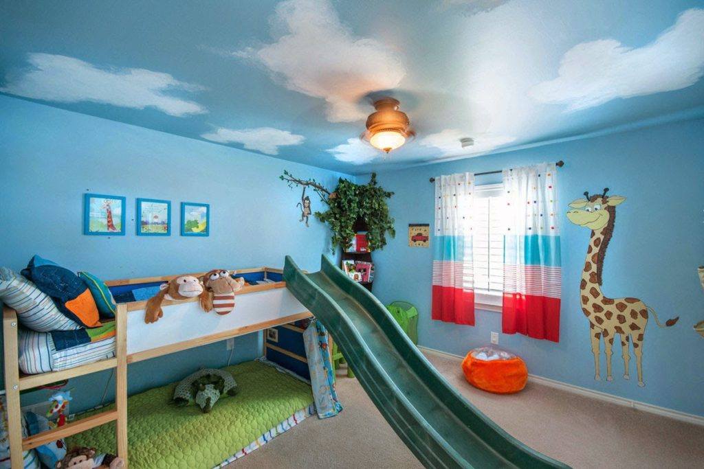 мебель для детской комнаты мальчику