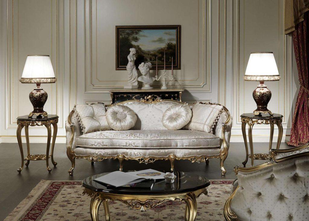 гостиный классический мебель