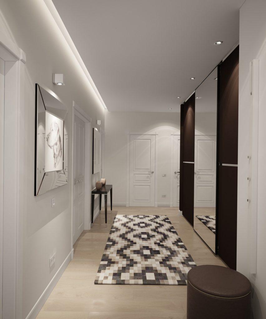 малогабаритный коридор