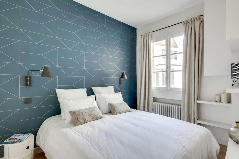 оформлять спальня