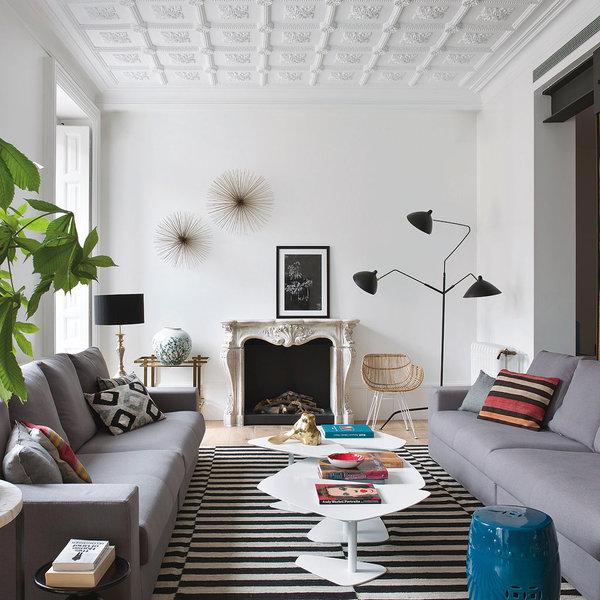 дизайн интерьера гостиной комнаты фото