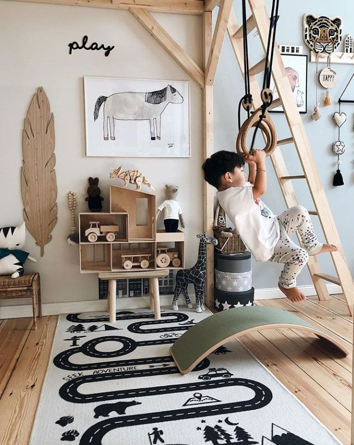 детская 10 кв м дизайн