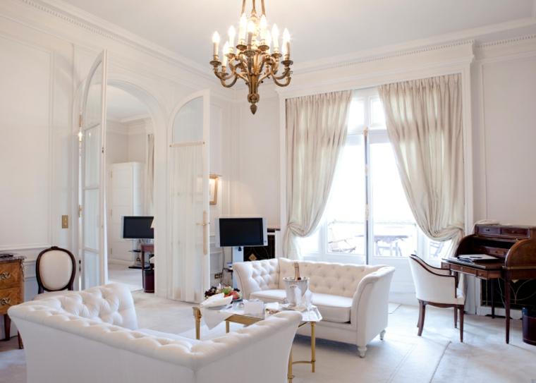 классический дизайн гостиной фото