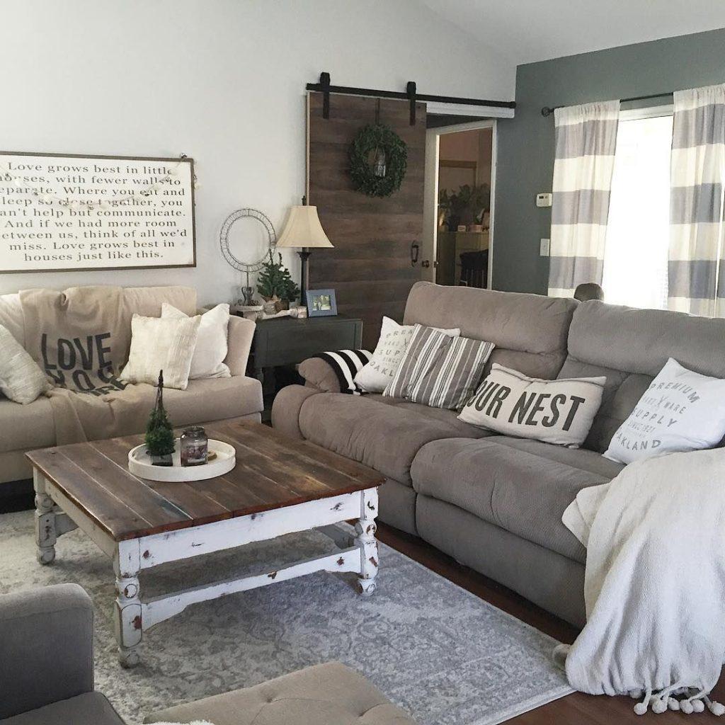 фото квартир в серых тонах
