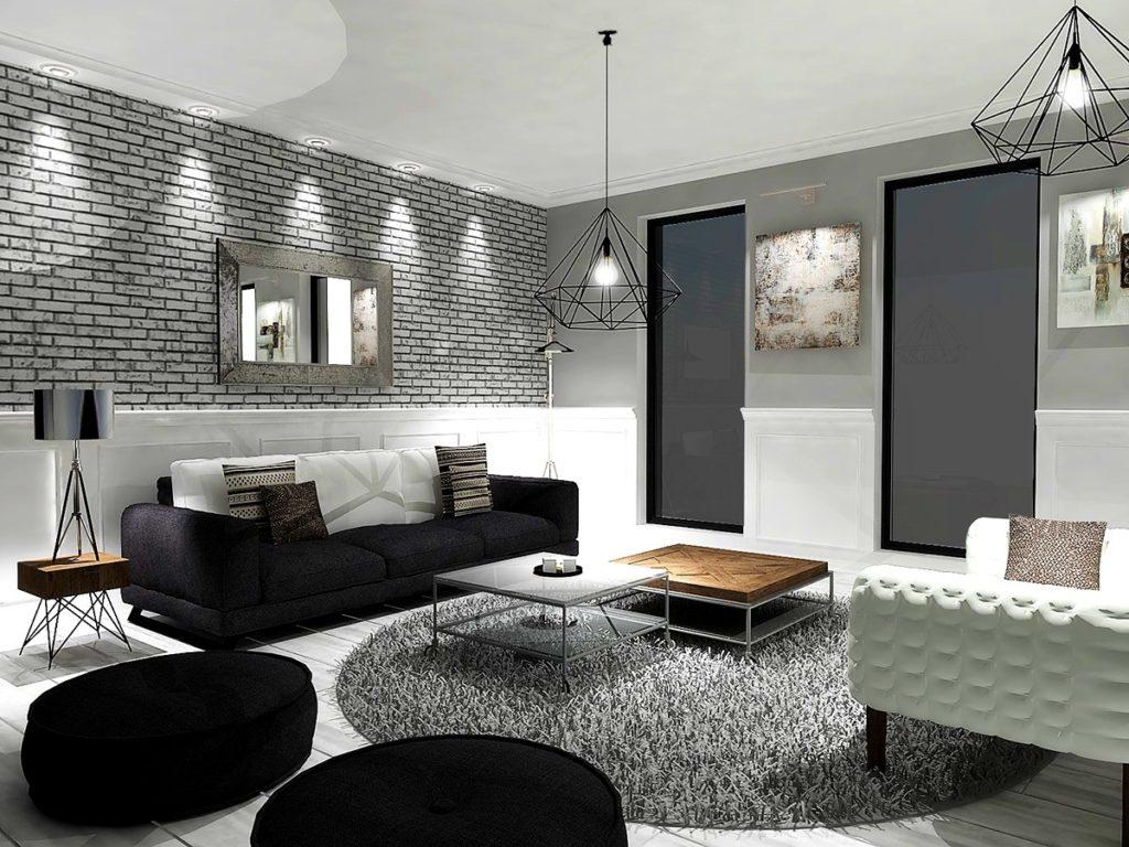дизайн гостиной 16 кв