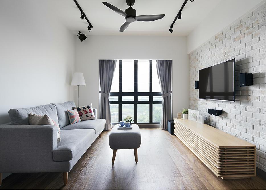 дизайн реальных гостиных